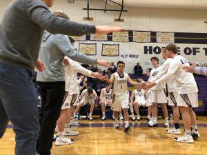 Holy Family vs. Roosevelt boys basketball