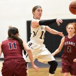 Girls basketball: And then there were eight; Tigers beat TCA