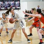 Girls basketball: second round vs. Glenwood Springs