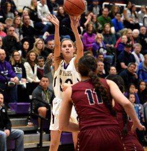 Girls basketball: Sweet 16 vs. TCA