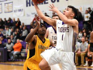 Boys basketball: Second round vs. Northfield