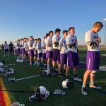 Lacrosse doubleheader: Tigers sweep Tuesday night