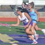 Girls lacrosse vs. Dawson (4/23)