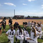 Softball: Tigers start title defense in style