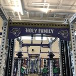 New state of the art weight room at Holy Family
