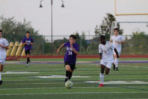 Boys soccer: vs. Jefferson Academy (9/10) — Photos by Patrick Kusek