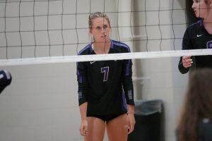 Volleyball: vs. University (9/10) — Photos by Jen Roller