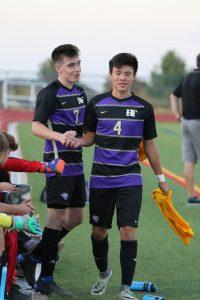 Boys soccer: vs. Berthoud (9/26) — Photos by Patrick Kusek