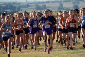 Cross country: at Mead Stampede — Photos by Andrea Thomas