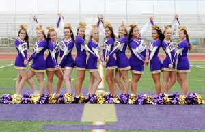 Cheer: 2019 Team — Photos by Lucy Nash