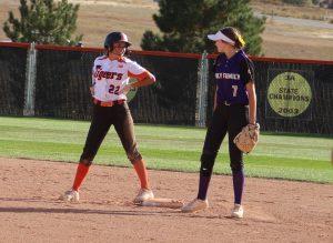 Softball: at Erie (10/9) — Photos by Jennifer Eldredge