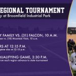 Softball: Regional bracket released by the CHSAA