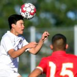 Boys soccer: Tigers roll past Roosevelt