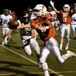 Football: BoCo's coverage of Tigers tough night at Mead