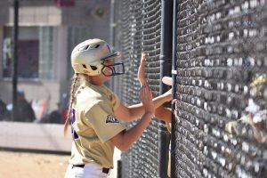 State softball: vs. Mesa Ridge (10/25) — Photos by Craig Caviness