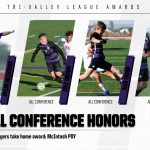 Boys soccer: Four Tigers garner TVL honors
