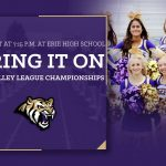 Cheer: TVL Championship tonight at Erie