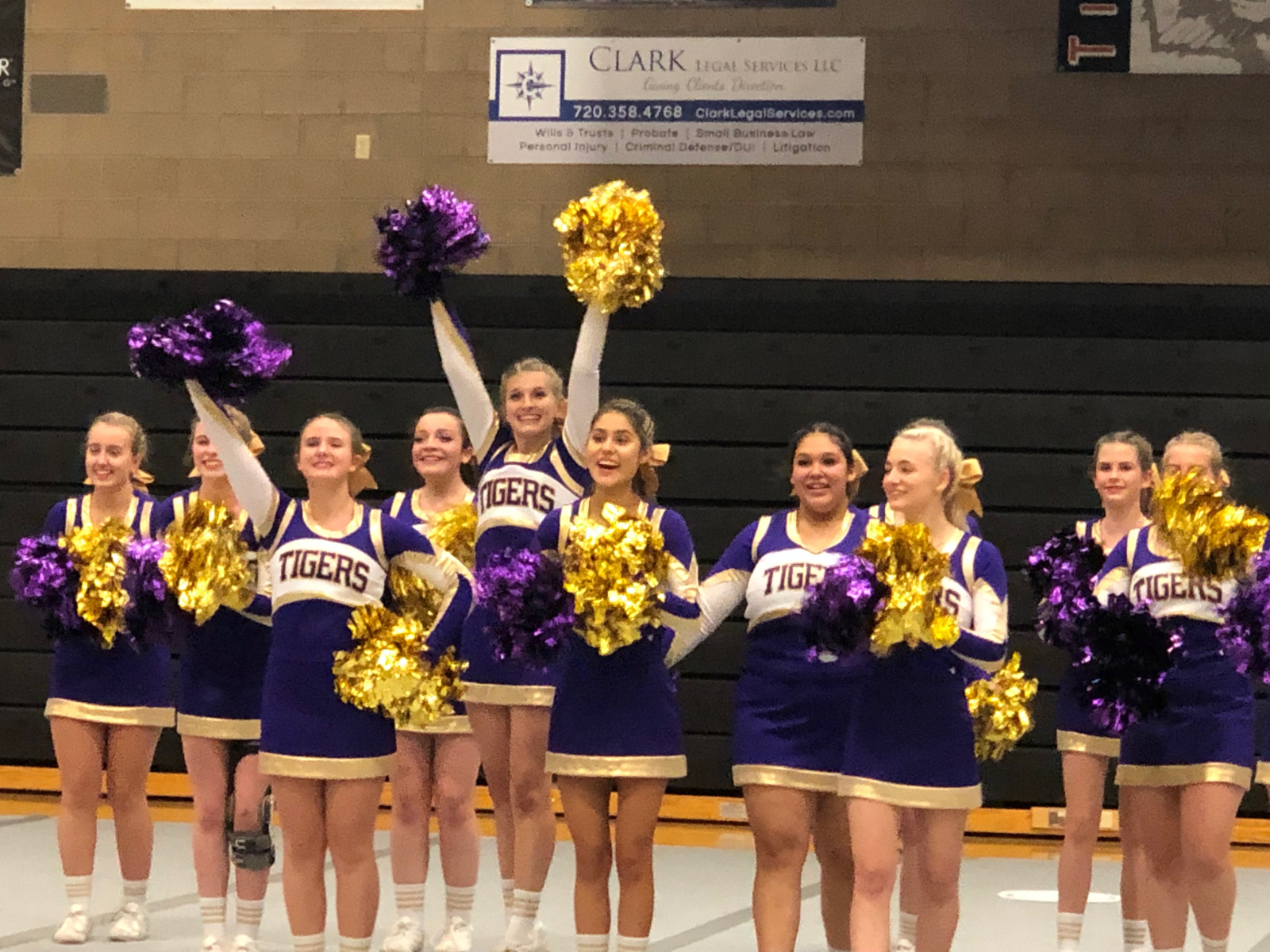 Cheer: Tigers win TVL/Northern title; crowned Grand Champions