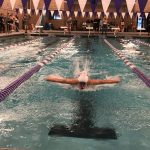 Girls swimming: Tigers shine in first ever meet
