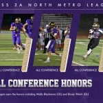 Football: Seven Tigers earn North Metro Honors