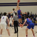 Boys basketball: Tigers open new gym in style