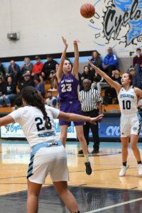 Girls basketball: at Pueblo West (12/21) — Photos by Rachel Wells