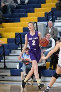Girls basketball: at Frederick (1/4): Photos by Rachel Wells