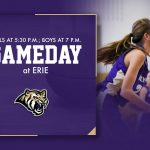 Basketball doubleheader: Tigers travel to Erie tonight