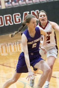 Girls basketball — at Fort Morgan (1/7) — Photos by Rachel Wells