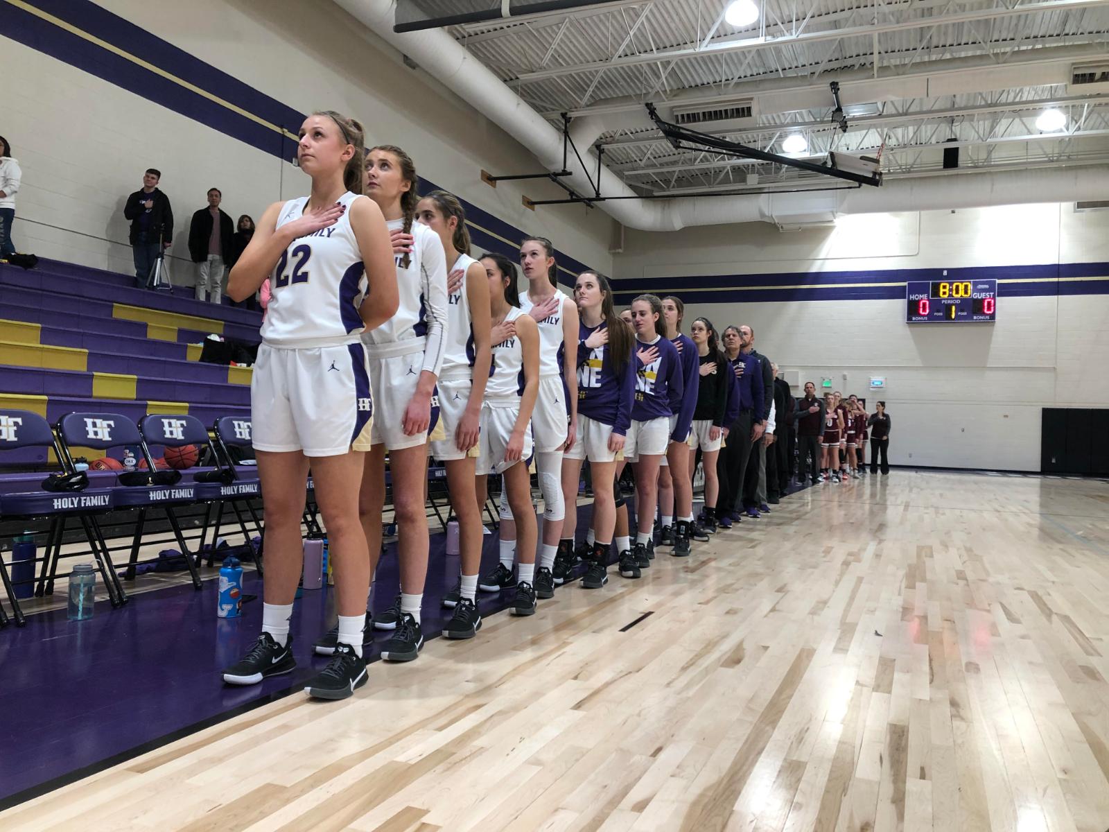 Girls basketball: Tigers hand Berthoud loss No. 1