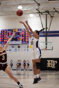 Girls basketball: vs. Windsor (1-18) — Photos by Rachel Wells