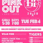 Basketball: Pink Out on Tuesday against Erie