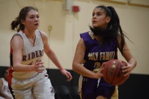 Girls C-Team basketball: at Roosevelt (1/31) — Photos by Nicole Salter