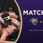 Wrestling: Last dual of the season