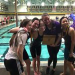 Girls swimming: Tigers win Tri-Valley League title