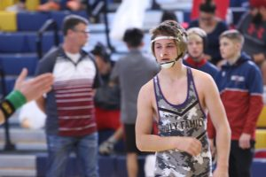 Wrestling: Frederick Invite (1/11) — Photos by Cortney Byle