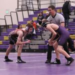 Wrestling: vs. Horizon (1/15) -- Photos by Cortney Byle