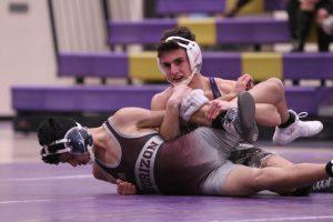 Wrestling: vs. Horizon (1/15) — Photos by Cortney Byle