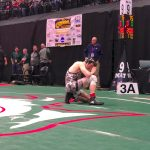 State wrestling: Branson moves to the quarters