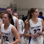 Girls basketball: Second round vs. Northridge (2/28) -- Photos by Rachel Wells
