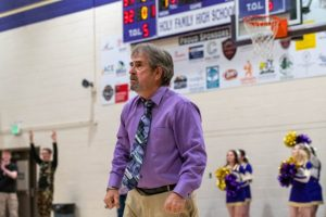 Girls basketball: Second round vs. Northridge (2/28) — Photos by Rachel Wells