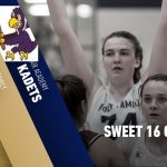 Girls basketball: Holy Family vs. Air Academy Round II
