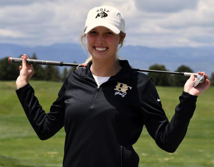 Girls golf: A Q&A with Hailey Schalk