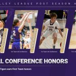 Basketball: Wells, Whitlock and Green earn 1st team TVL honors