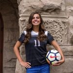 Girls soccer: A chat with senior Jules Geneser