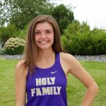 Girls track: Gabby Thomas talks about her time at Holy Family