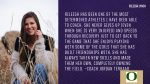 Senior Spotlight: Girls lacrosse player Rileigh Lynch