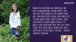 Senior Spotlight: Girls lacrosse player Makayla Salter