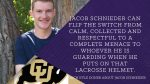 Senior Spotlight: Boys lacrosse player Jacob Schneider