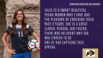 Senior Spotlight: Girls soccer player Jules Geneser